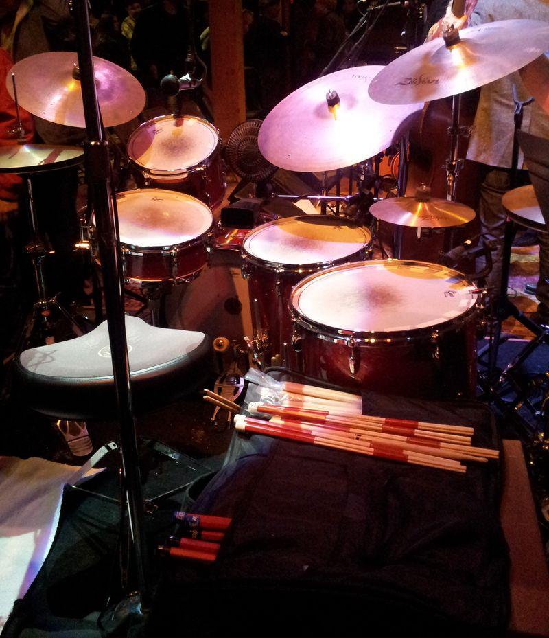 Levon's kit