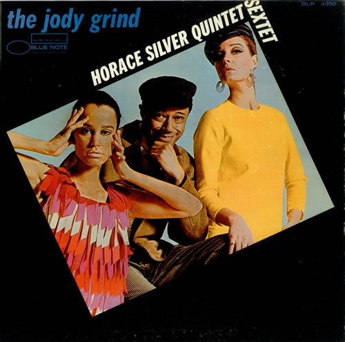 Horace+Silver+-+The+Jody+Grind+-+LP+RECORD-447713